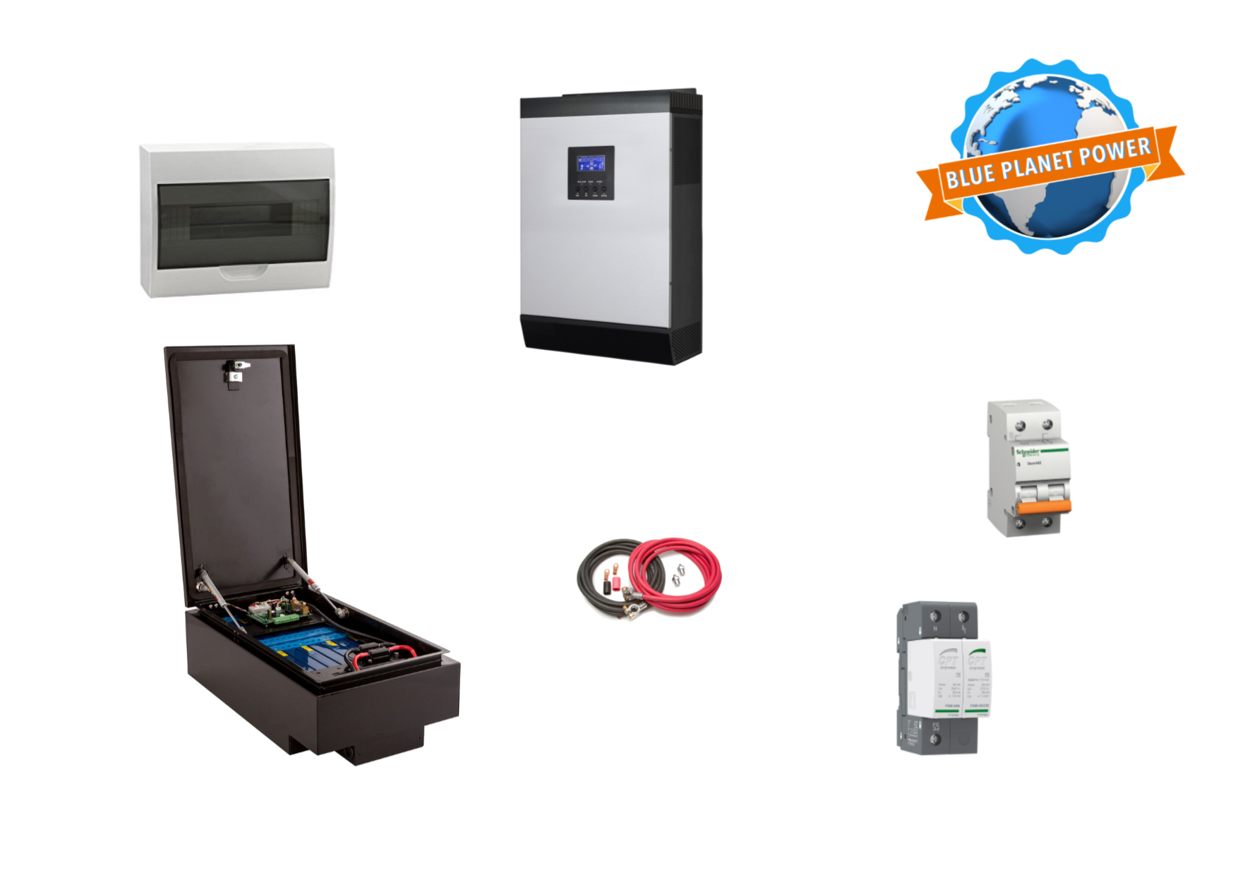 Lithium-Ion UPS Systems - Solar Solutions